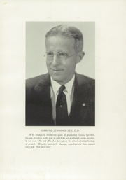 Page 7, 1949 Edition, Chatham Hall - Chathamite Yearbook (Chatham, VA) online yearbook collection
