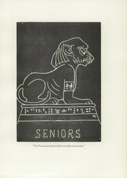 Page 13, 1951 Edition, Chatham Hall - Chathamite Yearbook (Chatham, VA) online yearbook collection