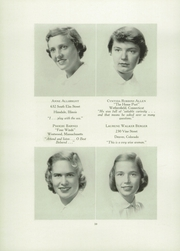 Page 14, 1951 Edition, Chatham Hall - Chathamite Yearbook (Chatham, VA) online yearbook collection