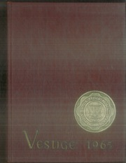 1965 Edition, Virginia Episcopal High School - Vestige Yearbook (Lynchburg, VA)