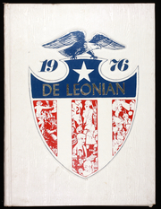 1976 Edition, De Leon High School - De Leonian Yearbook (De Leon, TX)