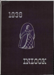 1938 Edition, Stuart Hall School - Inlook Yearbook (Staunton, VA)