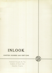 Page 5, 1941 Edition, Stuart Hall School - Inlook Yearbook (Staunton, VA) online yearbook collection