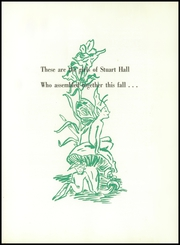 Page 11, 1955 Edition, Stuart Hall School - Inlook Yearbook (Staunton, VA) online yearbook collection