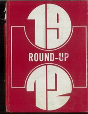 1972 Edition, Crockett Junior High School - Roundup Yearbook (Odessa, TX)
