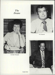 Page 14, 1975 Edition, Crockett Junior High School - Roundup Yearbook (Odessa, TX) online yearbook collection