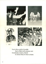 Page 14, 1981 Edition, First Baptist Academy - Cornerstone Yearbook (Dallas, TX) online yearbook collection