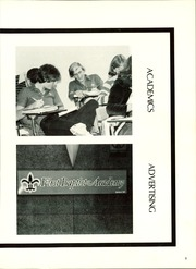 Page 7, 1981 Edition, First Baptist Academy - Cornerstone Yearbook (Dallas, TX) online yearbook collection