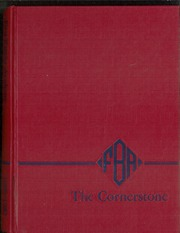 Page 1, 1987 Edition, First Baptist Academy - Cornerstone Yearbook (Dallas, TX) online yearbook collection