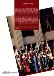 Page 14, 1987 Edition, First Baptist Academy - Cornerstone Yearbook (Dallas, TX) online yearbook collection