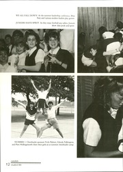 Page 16, 1987 Edition, First Baptist Academy - Cornerstone Yearbook (Dallas, TX) online yearbook collection