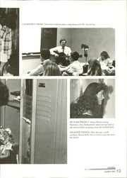 Page 17, 1987 Edition, First Baptist Academy - Cornerstone Yearbook (Dallas, TX) online yearbook collection