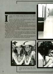Page 6, 1987 Edition, First Baptist Academy - Cornerstone Yearbook (Dallas, TX) online yearbook collection