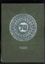 Page 1, 1970 Edition, Hartley School - Tiger Yearbook (Hartley, TX) online yearbook collection