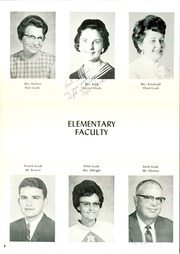 Page 12, 1970 Edition, Hartley School - Tiger Yearbook (Hartley, TX) online yearbook collection