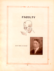 Page 15, 1920 Edition, Howard Payne College - Lasso Yearbook (Brownwood, TX) online yearbook collection