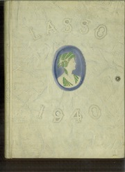 1940 Edition, Howard Payne College - Lasso Yearbook (Brownwood, TX)