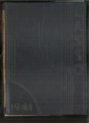 1941 Edition, Howard Payne College - Lasso Yearbook (Brownwood, TX)