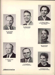 Page 15, 1959 Edition, Howard Payne College - Lasso Yearbook (Brownwood, TX) online yearbook collection