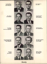Page 16, 1959 Edition, Howard Payne College - Lasso Yearbook (Brownwood, TX) online yearbook collection