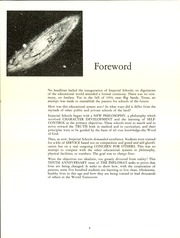 Page 10, 1964 Edition, Imperial Schools - Diplomat Yearbook (Gladewater, TX) online yearbook collection