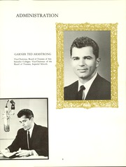 Page 13, 1964 Edition, Imperial Schools - Diplomat Yearbook (Gladewater, TX) online yearbook collection
