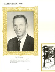 Page 16, 1964 Edition, Imperial Schools - Diplomat Yearbook (Gladewater, TX) online yearbook collection