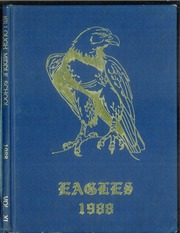 1988 Edition, Killough Middle School - Eagles Yearbook (Alief, TX)