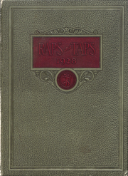 St Christophers School - Raps and Taps Yearbook (Richmond, VA) online yearbook collection, 1928 Edition, Page 1