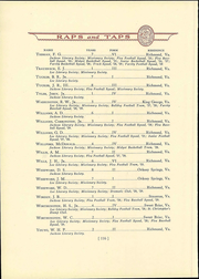 Page 120, 1929 Edition, St Christophers School - Raps and Taps Yearbook (Richmond, VA) online yearbook collection