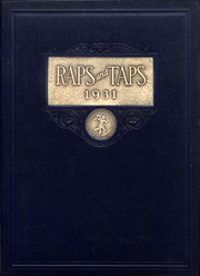 1931 Edition, St Christophers School - Raps and Taps Yearbook (Richmond, VA)