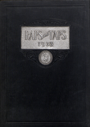 1933 Edition, St Christophers School - Raps and Taps Yearbook (Richmond, VA)