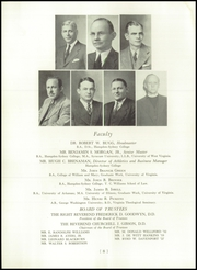 Page 12, 1952 Edition, St Christophers School - Raps and Taps Yearbook (Richmond, VA) online yearbook collection