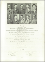 Page 13, 1952 Edition, St Christophers School - Raps and Taps Yearbook (Richmond, VA) online yearbook collection