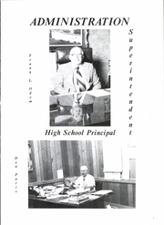 Page 11, 1984 Edition, Union High School - Wildcat Yearbook (Wellman, TX) online yearbook collection