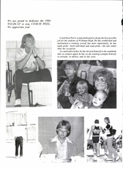 Page 6, 1984 Edition, Union High School - Wildcat Yearbook (Wellman, TX) online yearbook collection