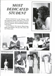 Page 7, 1984 Edition, Union High School - Wildcat Yearbook (Wellman, TX) online yearbook collection