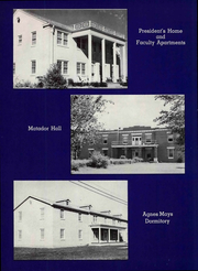 Page 12, 1954 Edition, Wayland Baptist University - Traveler Yearbook (Plainview, TX) online yearbook collection