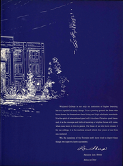 Page 9, 1954 Edition, Wayland Baptist University - Traveler Yearbook (Plainview, TX) online yearbook collection