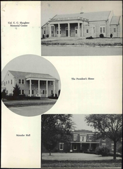 Page 13, 1955 Edition, Wayland Baptist University - Traveler Yearbook (Plainview, TX) online yearbook collection