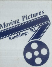 1983 Edition, Alief Elsik High School - Ramblings Yearbook (Houston, TX)