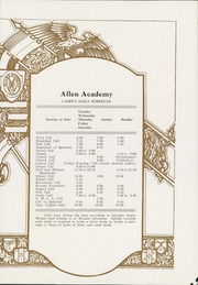 Page 13, 1944 Edition, Allen Academy - Yearbook (Bryan, TX) online yearbook collection