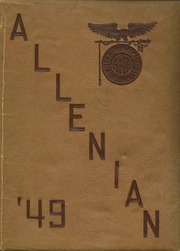 1949 Edition, Allen Academy - Yearbook (Bryan, TX)