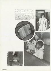 Page 12, 1984 Edition, Christian Academy of Oak Cliff - Doulos Theos Yearbook (Dallas, TX) online yearbook collection