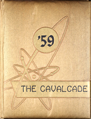 Page 1, 1959 Edition, Greenhill School - Cavalcade Yearbook (Addison, TX) online yearbook collection
