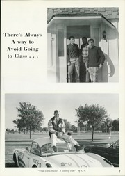 Page 11, 1967 Edition, Greenhill School - Cavalcade Yearbook (Addison, TX) online yearbook collection
