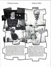 Page 17, 1985 Edition, Greenhill School - Cavalcade Yearbook (Addison, TX) online yearbook collection