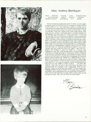 Page 35, 1987 Edition, Greenhill School - Cavalcade Yearbook (Addison, TX) online yearbook collection