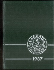 1987 Edition, Lakehill Preparatory School - Summit Yearbook (Dallas, TX)
