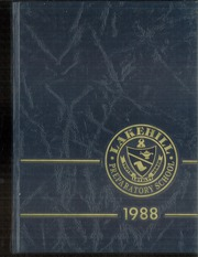 1988 Edition, Lakehill Preparatory School - Summit Yearbook (Dallas, TX)